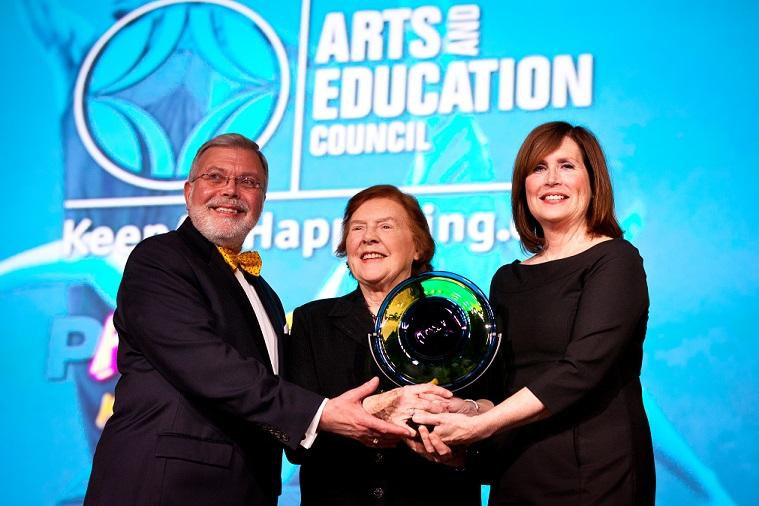 2012 Arts Awards Mabel Dorn Reader