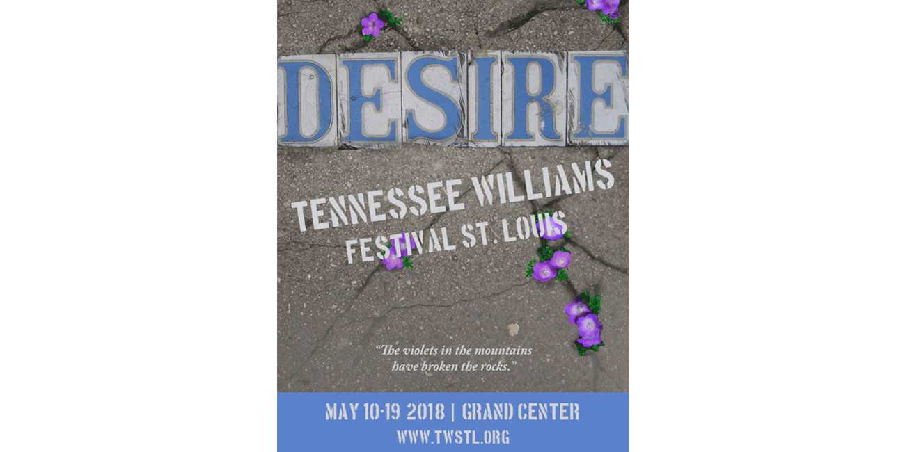 2018 Tennessee Williams Festival St. Louis
