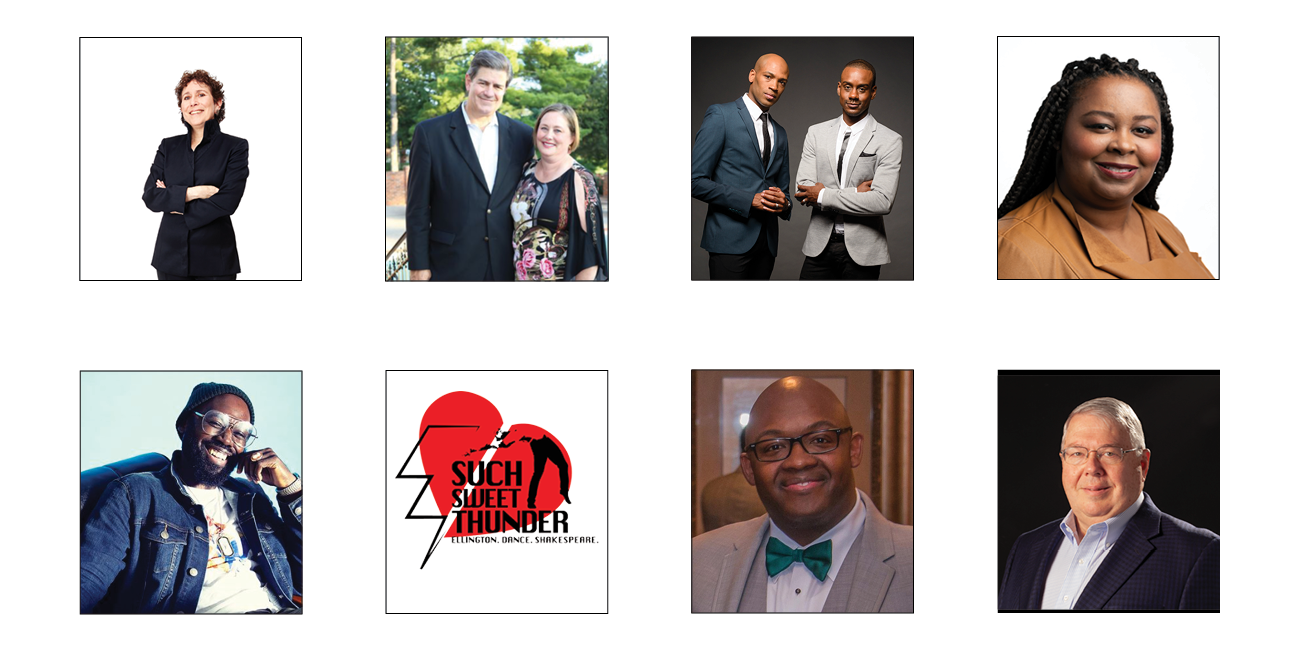 2021 St. Louis Arts Awards honorees.