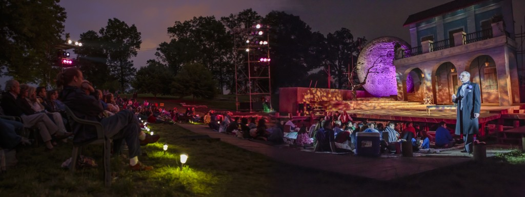 St. Louis Shakespeare Festival's 2013 production of