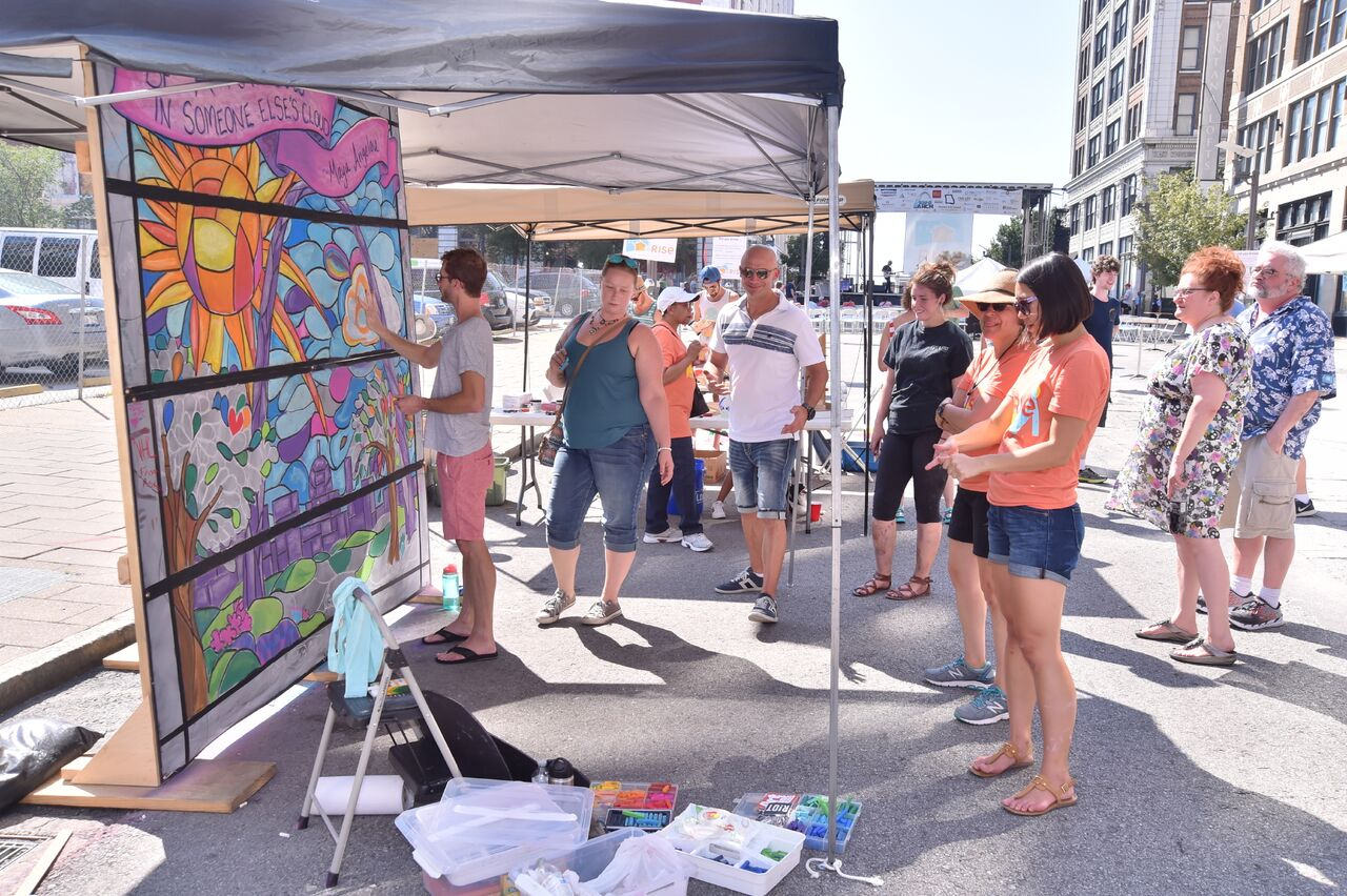 Rise Community Development's Rise Up Festival