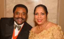 Thelma and David Steward