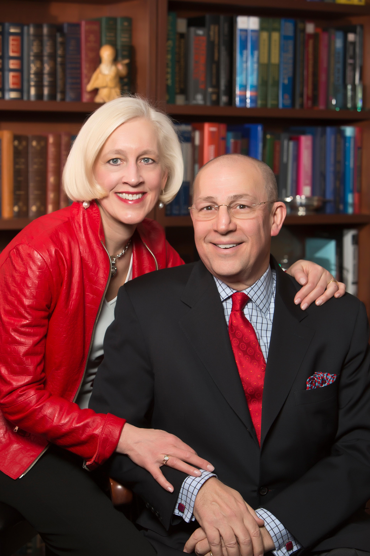 Dr. Tim and Kim Eberlein