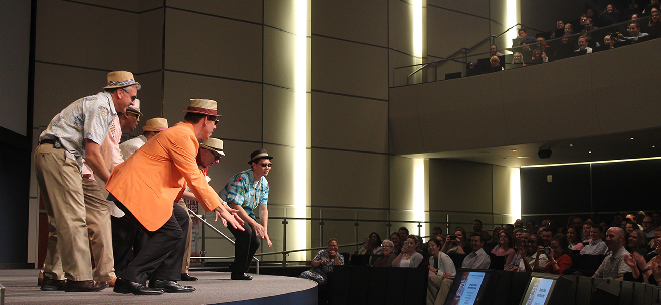 Edward Jones hosted a Lip Sync Battle as part of their 2017 workplace giving campaign to benefit the Arts and Education Council