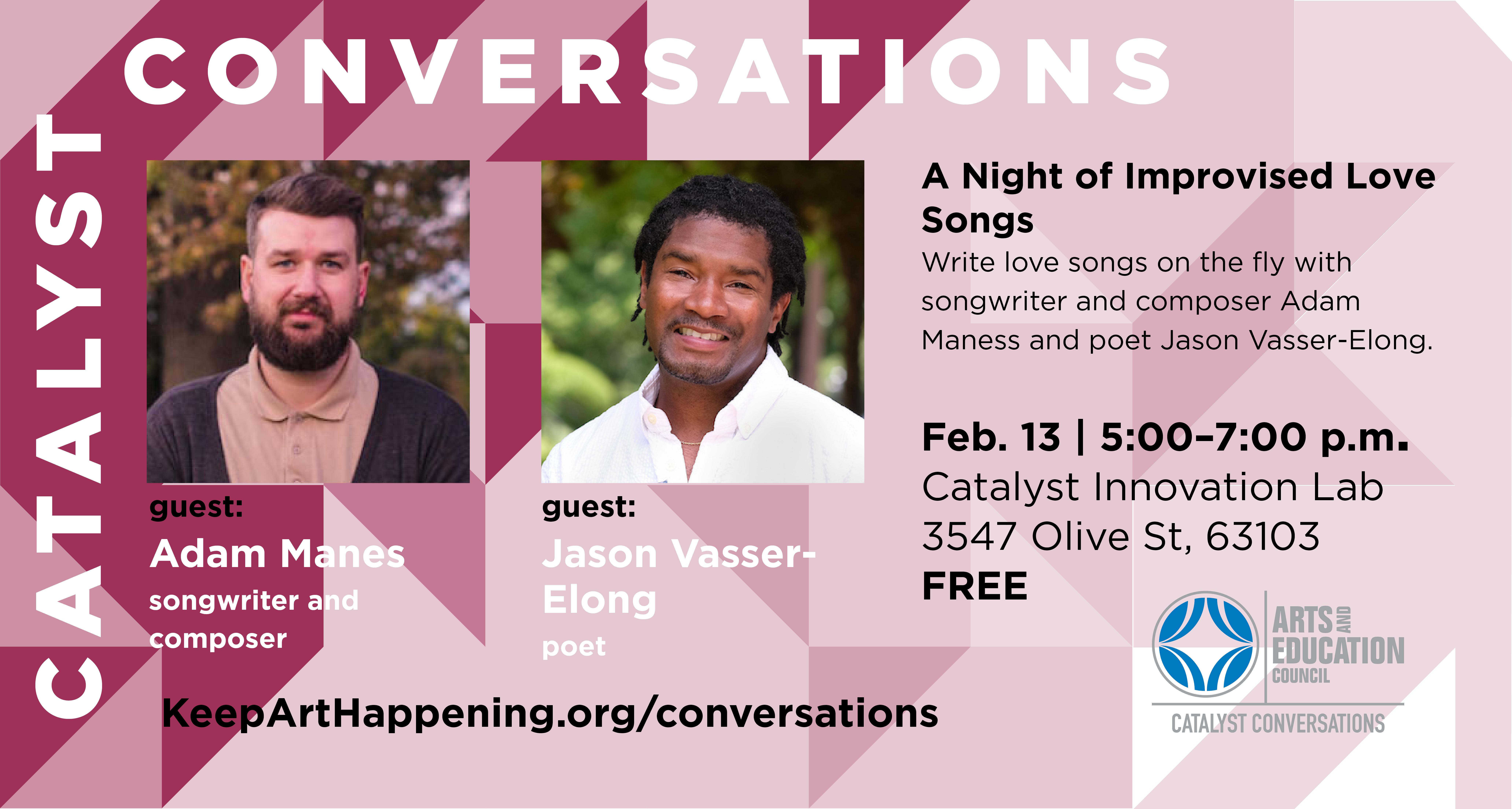 Catalyst Conversations Feb.