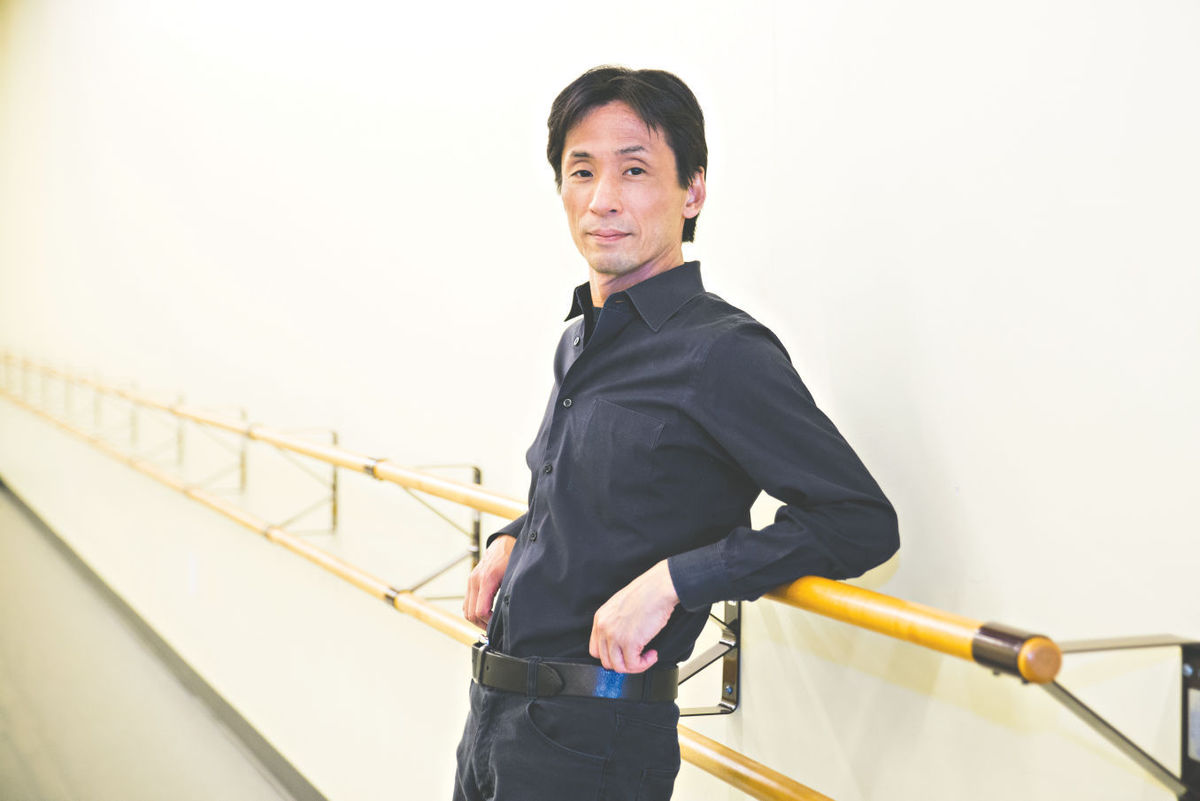 Gen Horiuchi - Saint Louis Ballet