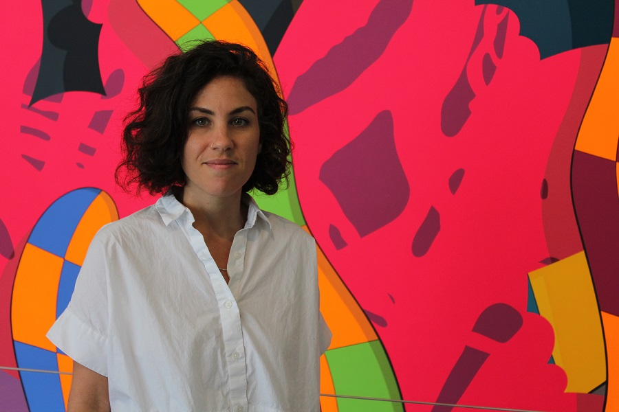 3 questions with CAM's new chief curator - Wassan Al-Khudhairi