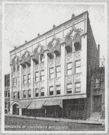 Photo of Historic Centene Center