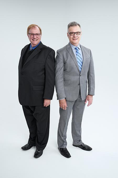 Jack Lane and Michael Hamilton