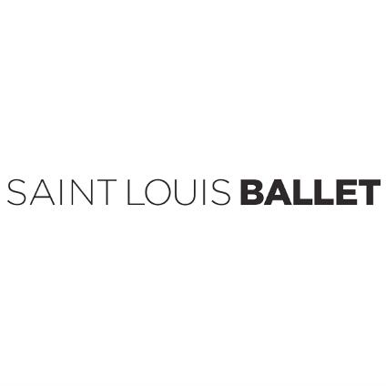 Saint Louis Ballet Logo