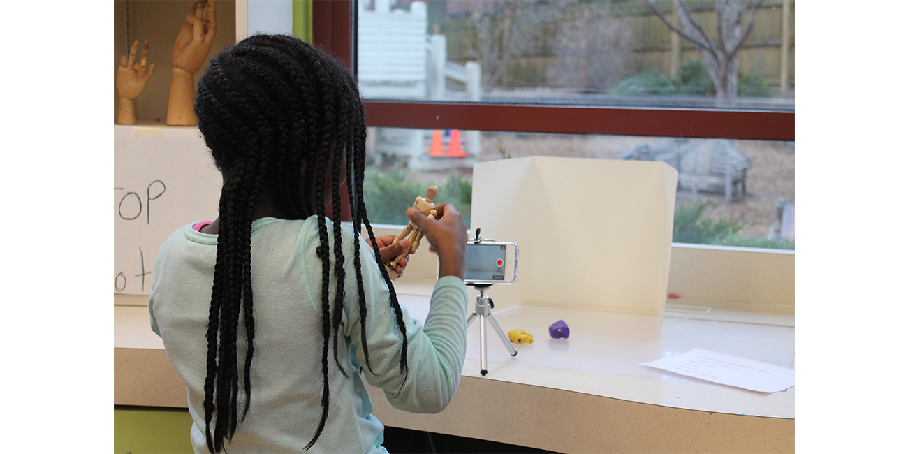 Maplewood Richmond Heights Early Childhood Center bodies in motion stop motion animation