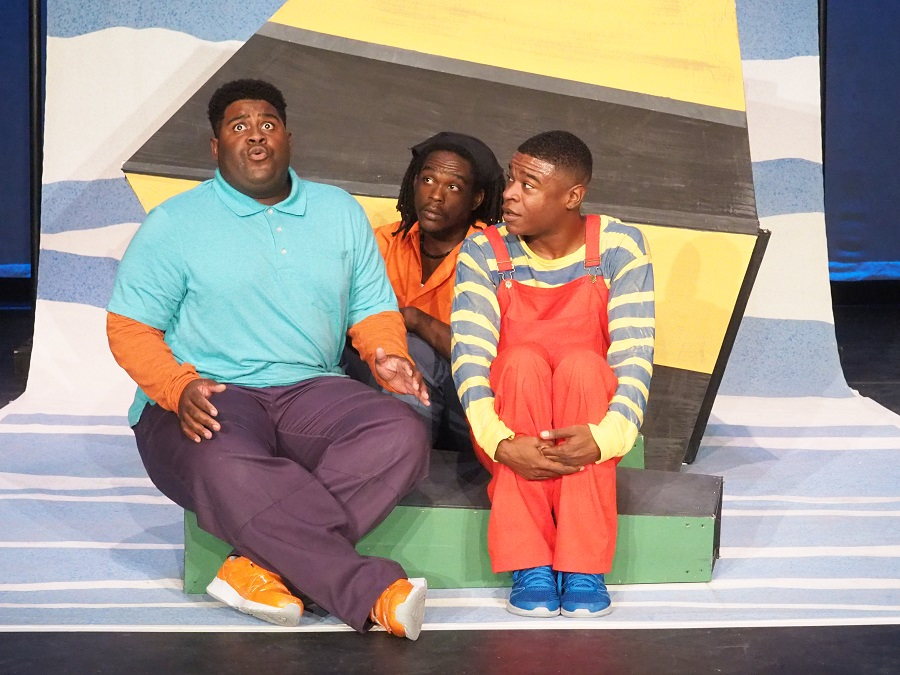 Metro Theater Company - Games Dad Didn't Play