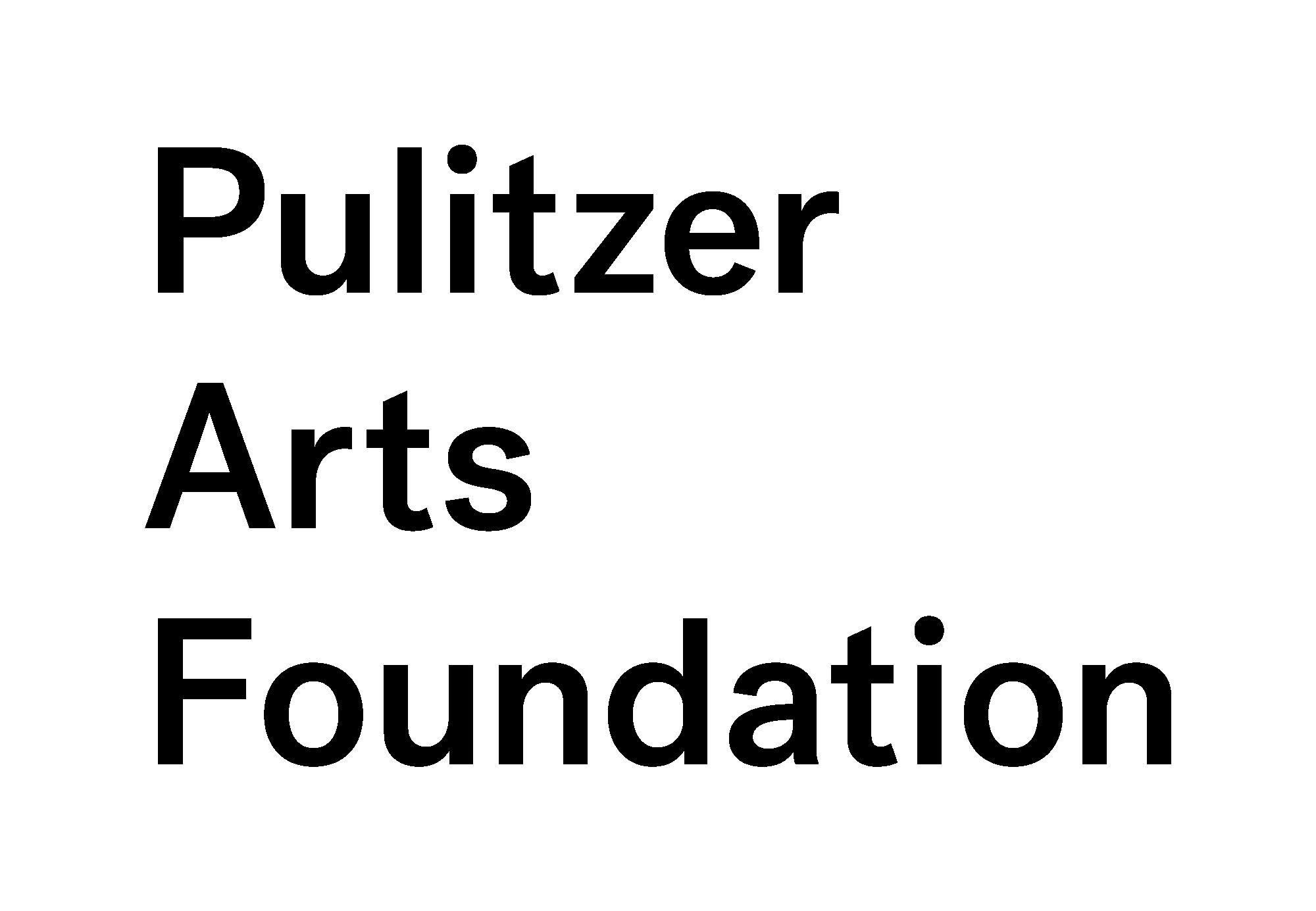 Pulitzer Arts Foundation Logo