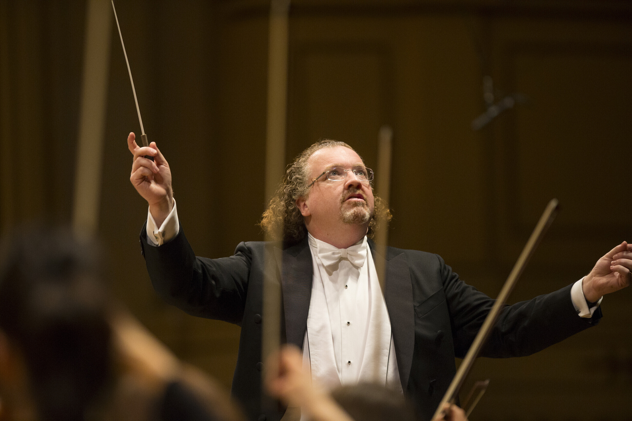 St. Louis Symphony Orchestra music director Stéphane Denève