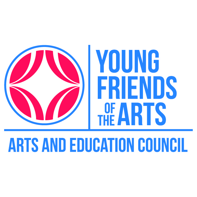 Young Friends of the Arts logo