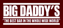 Big Daddy's bar and grill logo