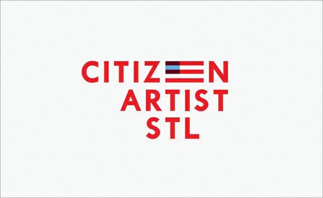 Photo of Citizen Artist St. Louis Logo