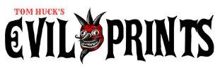 image of evil prints logo