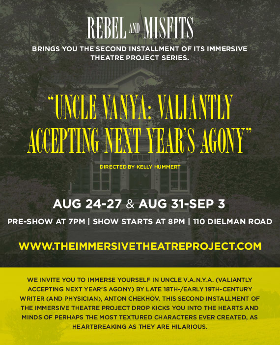 The Immersive Theatre Project - Uncle Vanya