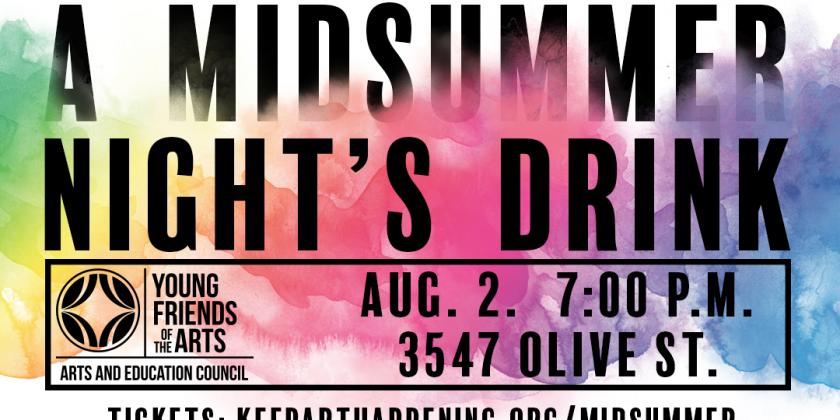 A Midsummer Night's Drink
