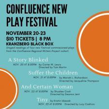Confluence New Play Festival