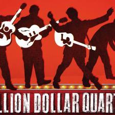 Photo of Million Dollar Quartet flyer