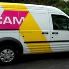 CAM art bus