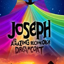 Image of Joseph and the Technicolor Dreamcoat flyer