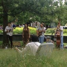 St. Louis Citygarden - Summer Concert Series