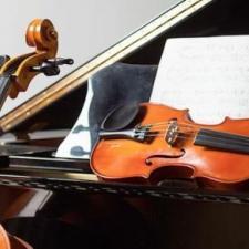 Photo of Violin and Piano