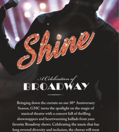 Shine: A Celebration of Broadway | Arts and Education